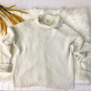 UGG Australia Sage Sweater In Ivory Size Small